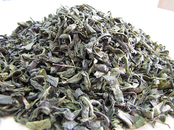 چای سبز خالص و درجه یک
