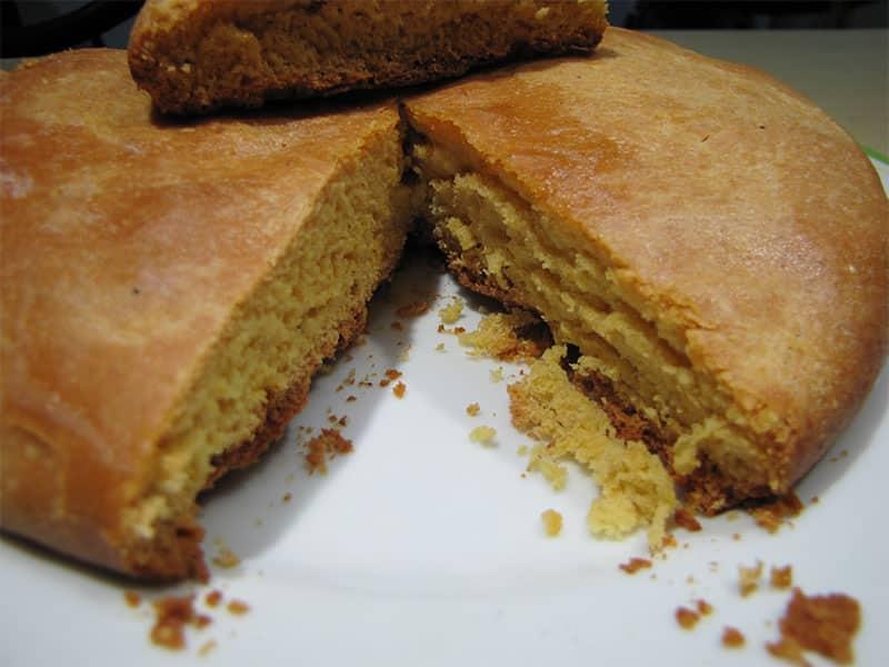 نان محلی گیلان