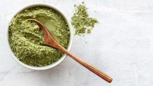 پودر چای سبز