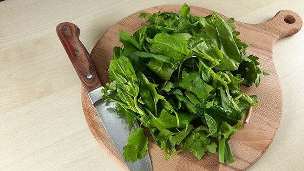 سبزی انار آویج